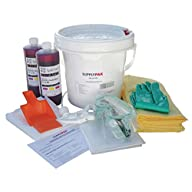 Battery Acid Spill Kit, 2 gal.