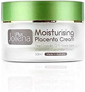 Joliena Plus Placenta Cream with 7 vitamins for nourishment. 50ml.
