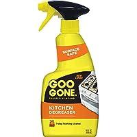 Goo Gone Kitchen Grime and Baked-on Food Degreaser 14 Fl. Oz.