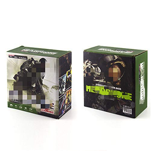 PS4 / XBOX-ONE / PC / Kopfhörer Mobile Computer Spiele Subwoofer Kopfhörer