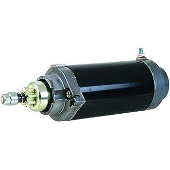 Bosch SR0815N Starter