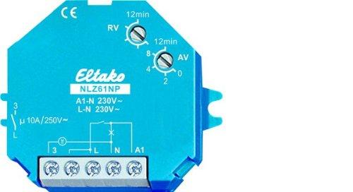 Eltako Nachlaufschalter, NLZ61NP-230V