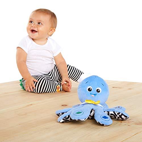 Baby Einstein Octoplush Musical Plush Toy, Ages 3 months Plus