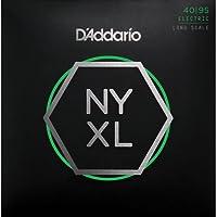 【2セット】D'Addario ダダリオ NYXL4095 Super Light ロングスケール ベース弦