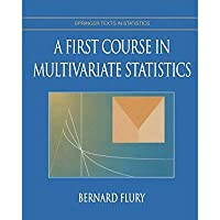 A First Course in Multivariate Statistics (Springer Texts in Statistics)【洋書】 [並行輸入品]
