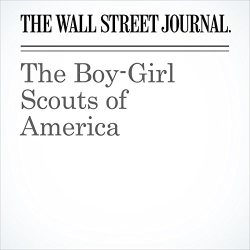 The Boy-Girl Scouts of America copertina