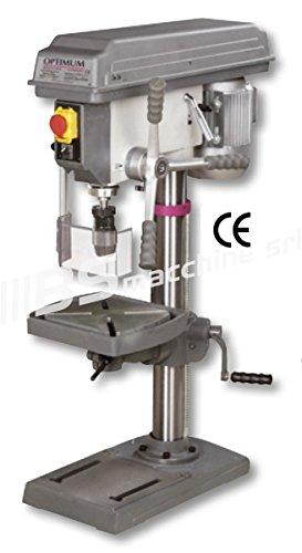 Säulenbohrmaschine Optimum Opti B 23PRO einphasig