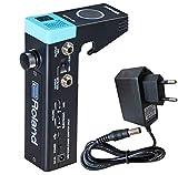 Roland RT-MiCs - Módulo de batería híbrida con micrófono y fuente de alimentación keepdrum de 9 V
