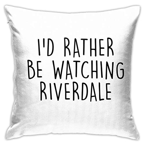 Not Applicable Riverdale Bedroom Sofa Decorative Cushion Throw Pillow Cover Case 18 X 18 Inch