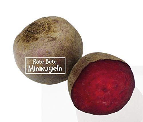 Rote Bete Minikugeln 1kg super Geschmack und Qualität Powerfood