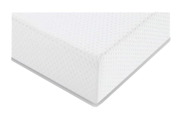 Graco Premium Foam Crib & Toddler Bed Mattress, Water Resistant Breathable Foam Crib & Toddler Bed Mattress