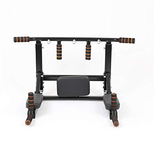 Sinbide klappbar Fitnessgeräte zu Hause, Profi Muskeltrainer, Sportausrüstung beim Hause, Sportartikel Armtrainingsstand aus Anti-Rutsch Massive Stahlkonstruktion