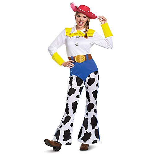 Disney Disguise Pixar Toy Story and Beyond Jessie Kostüm für Damen - Mehrfarbig - Small