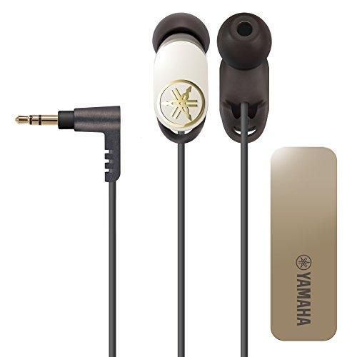 Yamaha EPH-W22 - Auricular interno Bluetooth, color blanco