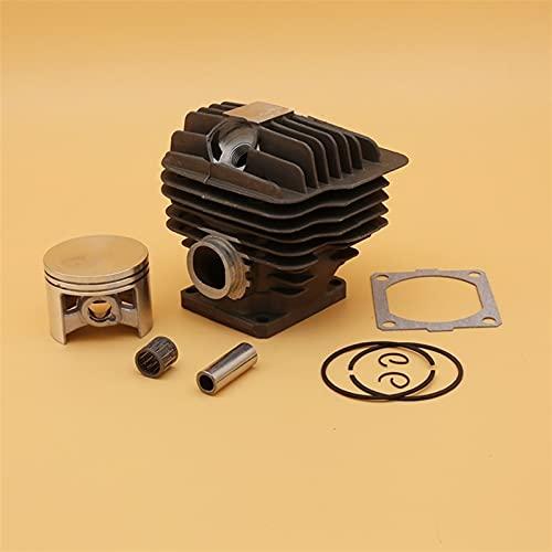 HCO-YU 5 0MM 52MM Teniendo Cilindro Pasador del pistón Aguja Kits en Forma para Stihl MS440 MS460 MS 440 460 044 046 Motosierra Motor de Piezas de Repuesto (Size : MS440 50MM)