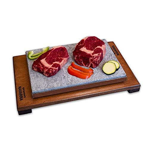 Piedra para carne de 20x30 cm Modelo SS Personalizado
