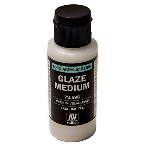 Vallejo Medium - Glaze 60ml - VAL73596