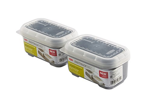 2-Pack Rubbermaid FastTrack Garage Wall Bench Blox Bin  $3.19 at Amazon