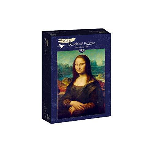 Puzzle Leonardo Da Vinci - Mona Lisa, 1503-1000 Piezas
