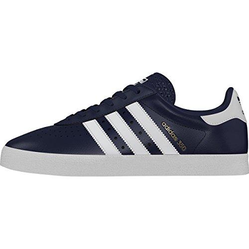 Adidas Herren 350 Sneaker  Blue (Maruni / Ftwbla / Dormet), 44