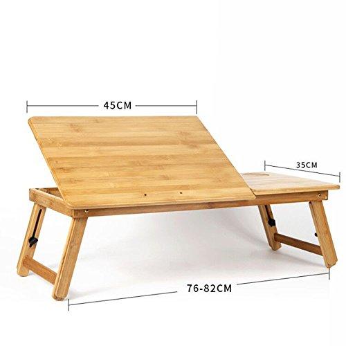 FEI Table de petit déjeuner Table de petit déjeuner Table de petit déjeuner avec tiroir (taille : 70-34cm)