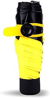 Sponsored Ad - NATURET Mini Compact Umbrella Windproof Travel 5 Folding Sun &Rain - UV Protection Women or Kids Perfect fo...
