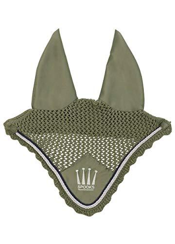 SPOOKS Fly Hat Crown Shiny (Farbe: olive; Größe: short)