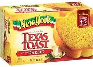 NEW YORK TEXAS GARLIC TOAST 11.25 OZ PACK OF 3