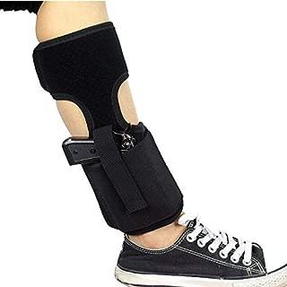 PRETTYGAGA Glock 19 Holster Ankle Holster Concealed Leg Holster