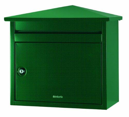 Brabantia 640445 Briefkasten B 560 grün