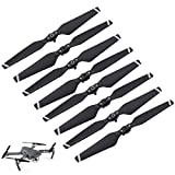 HeiyRC 8pcs Replacement Propeller for DJI Mavic Pro Drone,8330 Quick-Release Folding Blade Props for Mavic Pro Drone Accessory Spare Parts
