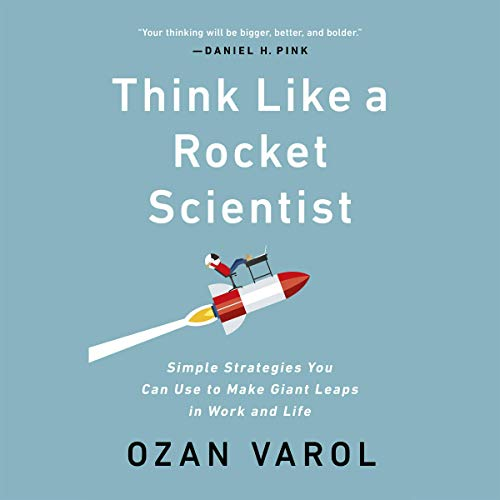 Think Like a Rocket Scientist cover art