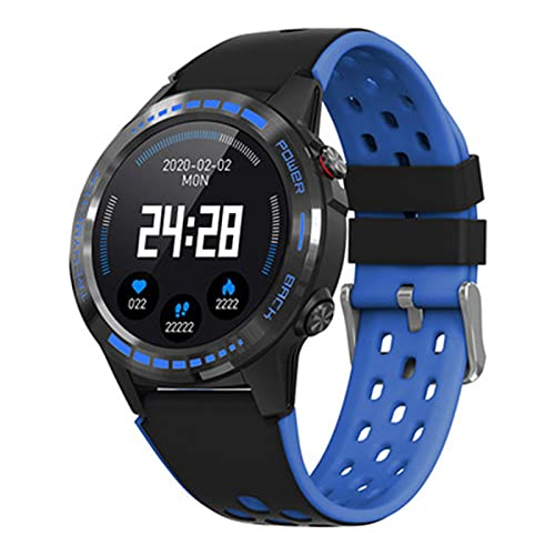 YXJ Hombres M7 Smart Watch Women's GPS GPS Barómetro Gimnasio Deportes Bluetooth Call Smart Watch,C