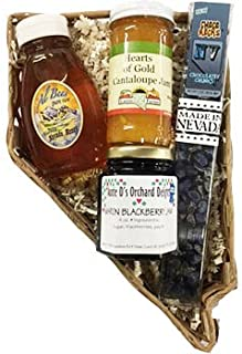 made in nevada gift baskets