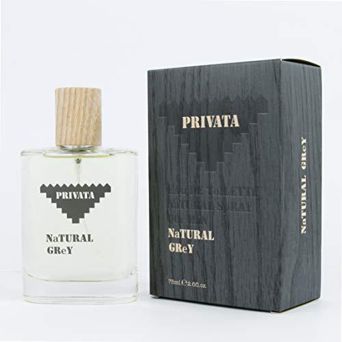 Privata Natural Grey Man Eau de Toilette Natural Spray 75ml