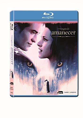Crepúsculo: Amanecer Parte 1 Ed 10 Aniversario Blu-Ray [Blu-ray]
