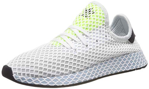 adidas Damen Deerupt Runner W, Laufschuhe, Mehrfarbig (Tinazu/Gricen/Amalre 000), 36 2/3 EU (4 UK)
