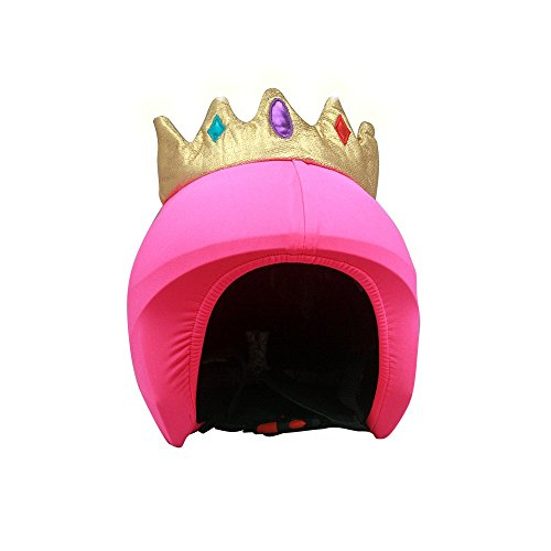 Coolcasc Cool Casc Schutzhülle für Helm LED Königin