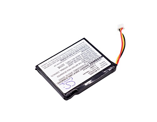 GAXI Battery Replacement for Zebra CS3070 Compatible with Zebra CS3300, Barcode, Scanner Battery