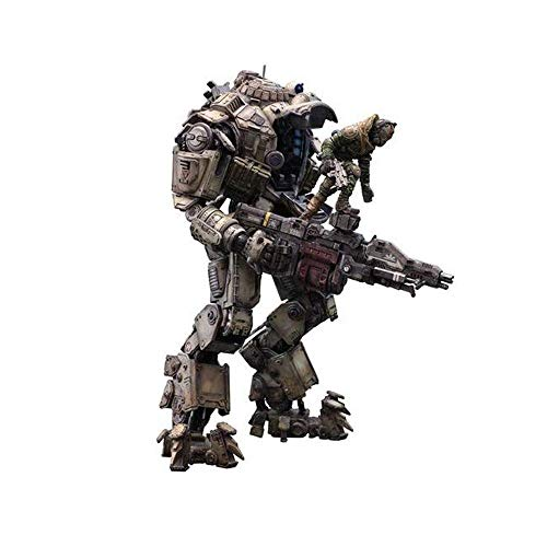 CJYVV 28cm Toys Collection Anime Action Figure Ornaments Exquisite Collection Toy Titan Falls Atlas Robot Movable Model