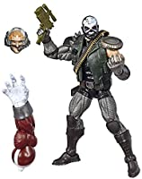 Marvel Hasbro Legends Series 6-Inch Collectible Action Figure Skullbuster Toy (X-Men Collection) Caliban Build-a-Figure Part