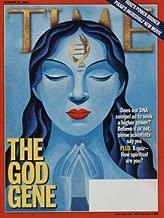 Time Magazine October 25 2004 DNA  The God Gene * Iraq's Power Broker
