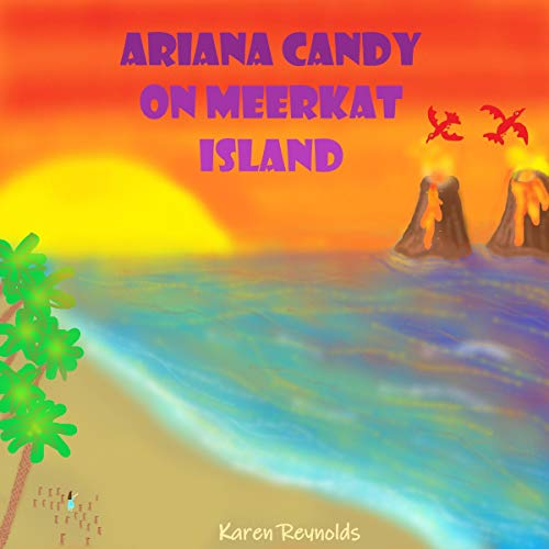 Ariana Candy on Meerkat Island audiobook cover art