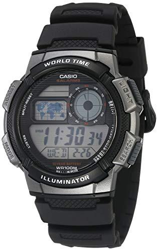 reloj marca casio fabricante Casio