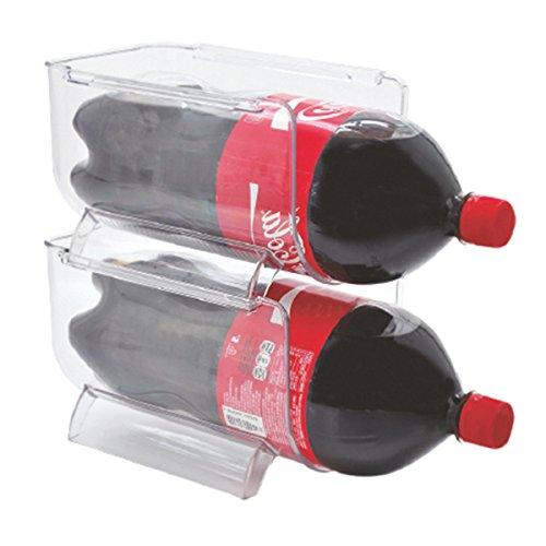 M Home Organizador Maxi Botellas Frigorífico, 20.7x14x13.4