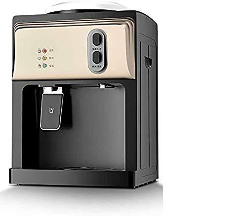 Dispensador de agua eléctrica Mini inmediatamente caliente / frío Dispensador de agua Agua Refrigerador Dispensador Dispensador de agua Suministro de agua de escritorio para cocina,Heat and cold