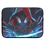 Laptop Sleeve Bag Spider-Man Tablet Briefcase Ultraportable Protective Canvas for 13 Inch MacBook Pro/MacBook Air/Notebook Computer