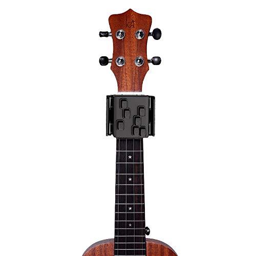 Gitarren-Lernsystem, Gitarren-Lehrhilfe, 4-saitiges Ukulele-Lernsystem, klassischer Assistent, Gitarrenakkord, Übungswerkzeug für Erwachsene und Kinder, Trainer-Anfänger