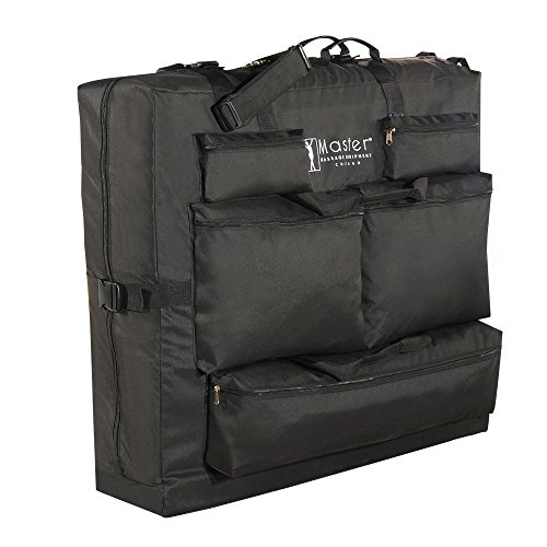 "Master Massage Universal Massage Table Carry Case,""Bag"" for Massage Table, 29""31"", Black"