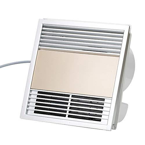 STRAW Hogar Cambios en la Temperatura del Calentador Ventilador WC Impermeable Viento Calentadores Eléctricos Individual integración de Calor Techo